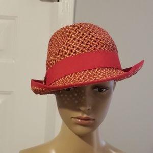 Tory Burch straw hat
